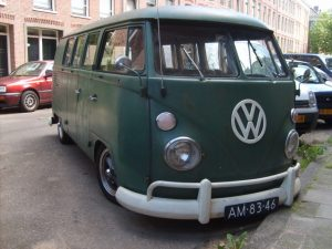 VolksWagen Bus Type 2 Van Car